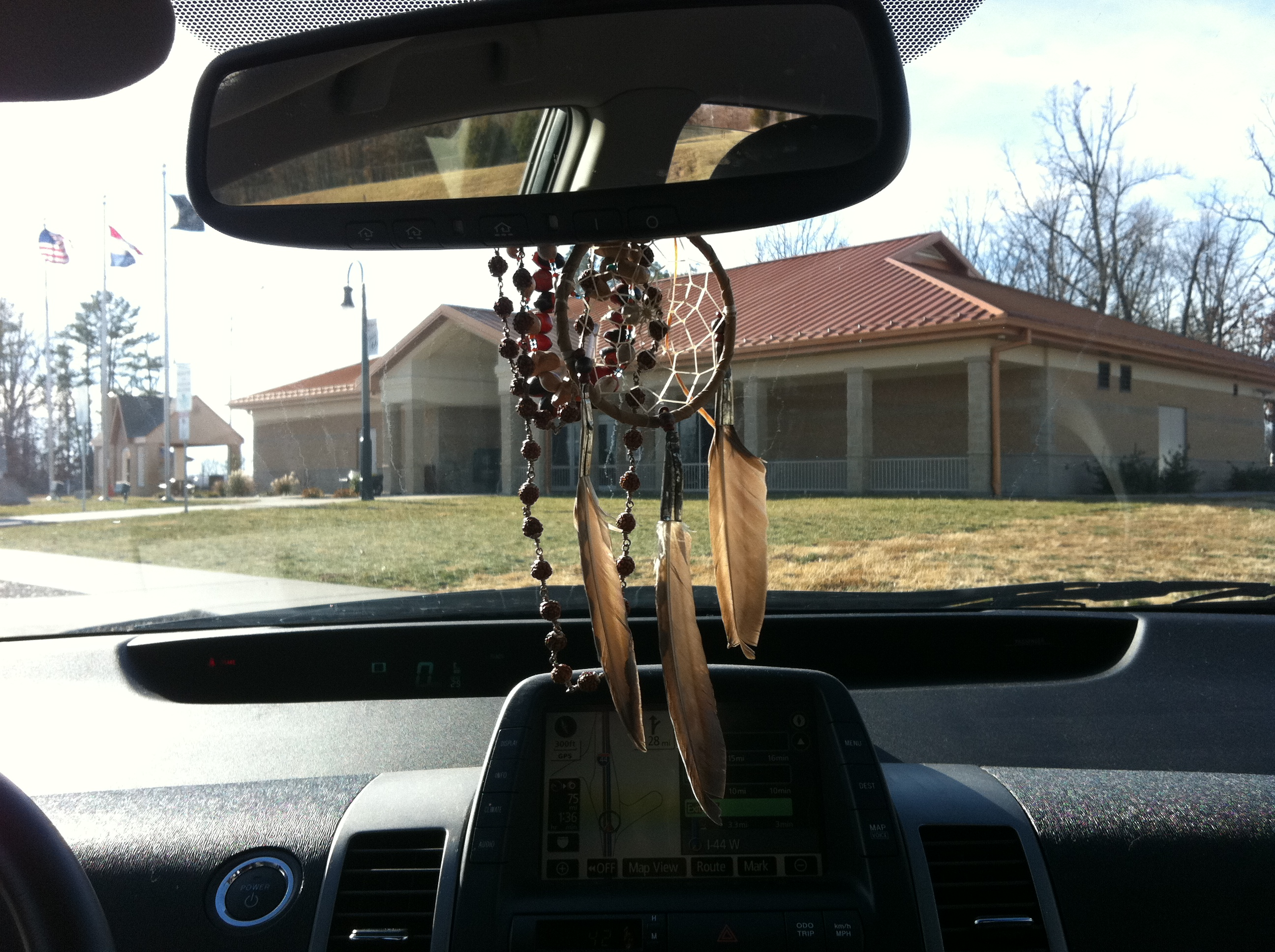 Vwvortex Com Best Thing To Hang Off Rear View Mirror